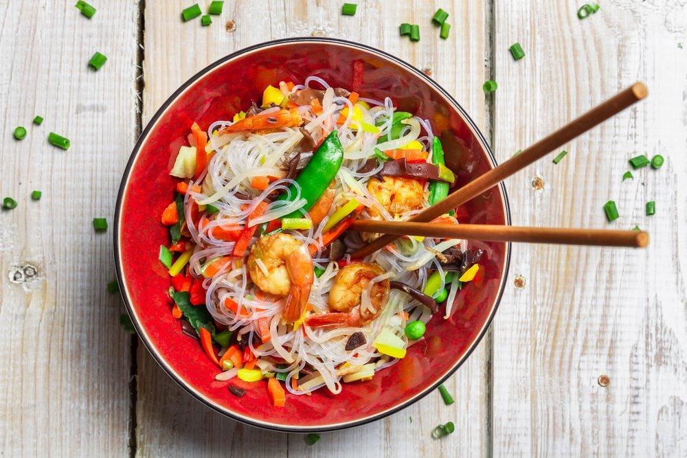 healthy takeaway meals